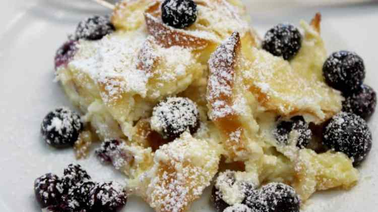 Blueberry Bramble Bake Recipe