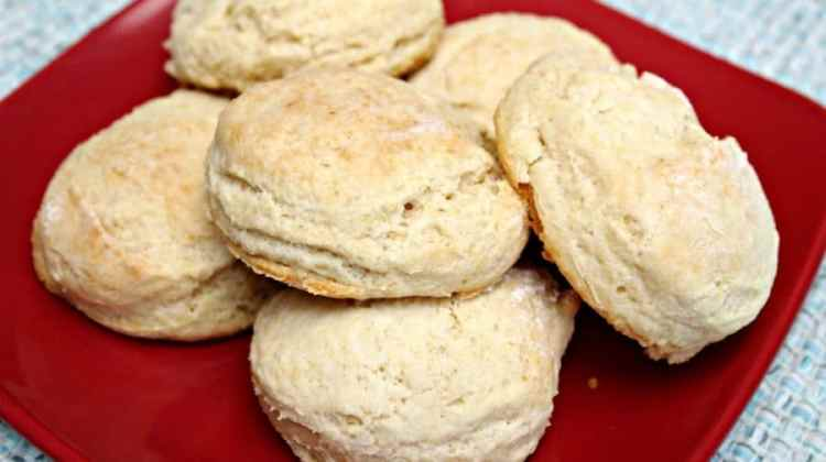 Easy Butter Biscuit Recipe