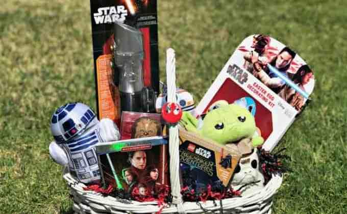 WIN a Star Wars Easter Basket!
