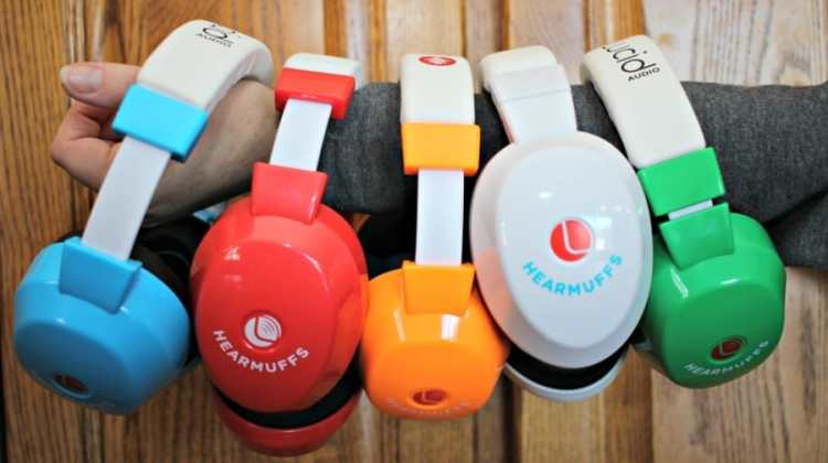 HearMuffs Noise Cancelling Headphones For Kids {+ Giveaway}
