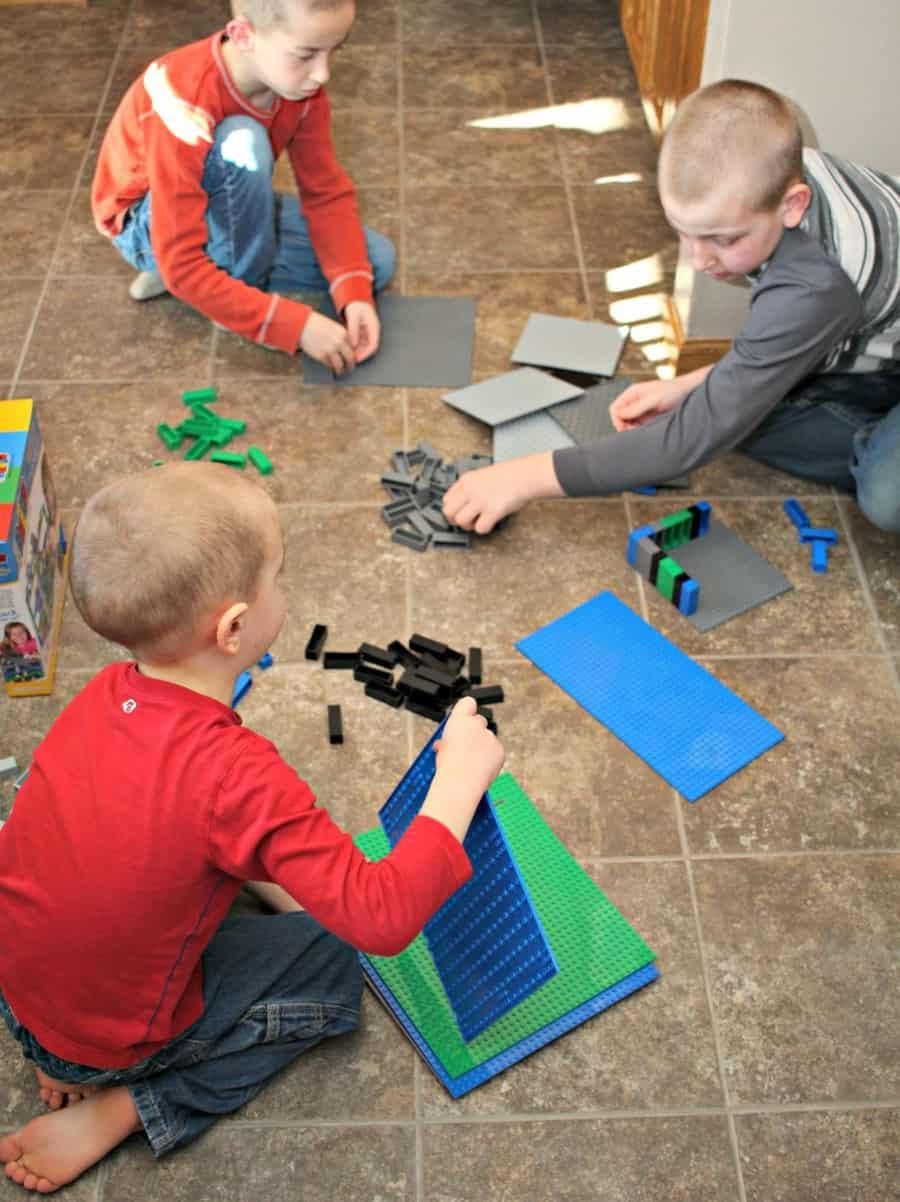 Strictly Briks Lego Compatible Blocks