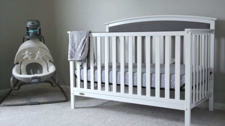 Graco Mackenzie 5-in-1 Upholstered Convertible Crib Review