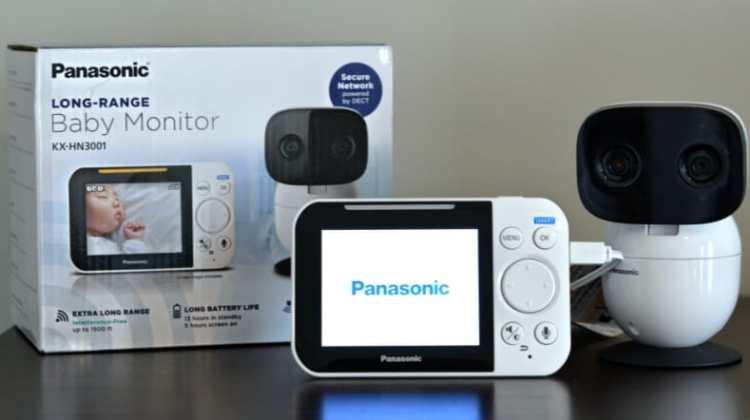 Panasonic Long-Range Baby Monitor Review