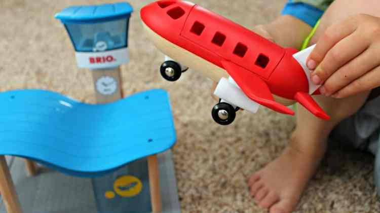 BRIO Quality Children's Toys {+ Giveaway}