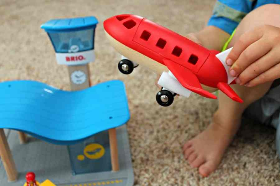 Imaginative Play With BRIO Quality Children's Toys