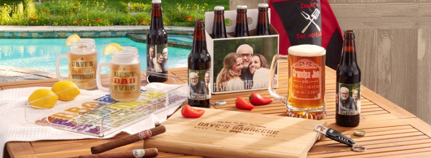 Personalized Father's Day Gifts - Personalized Father's Day Gifts From PersonalizationMall.com