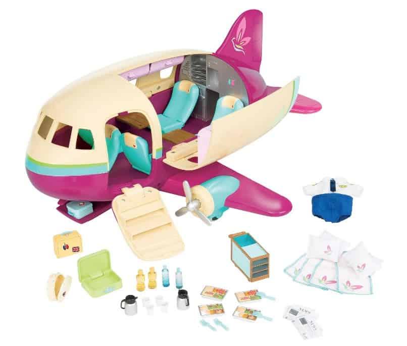 Li'l Woodzeez Honeysuckle Airplane