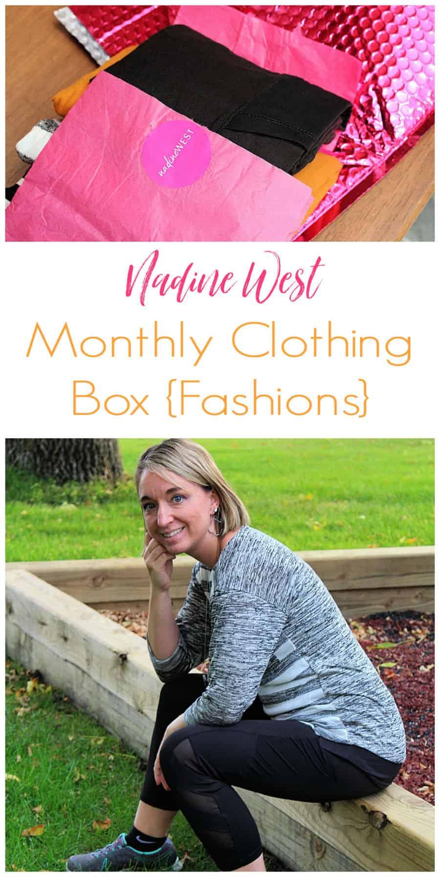 Nadine West Monthly Clothing Box {Fashions}