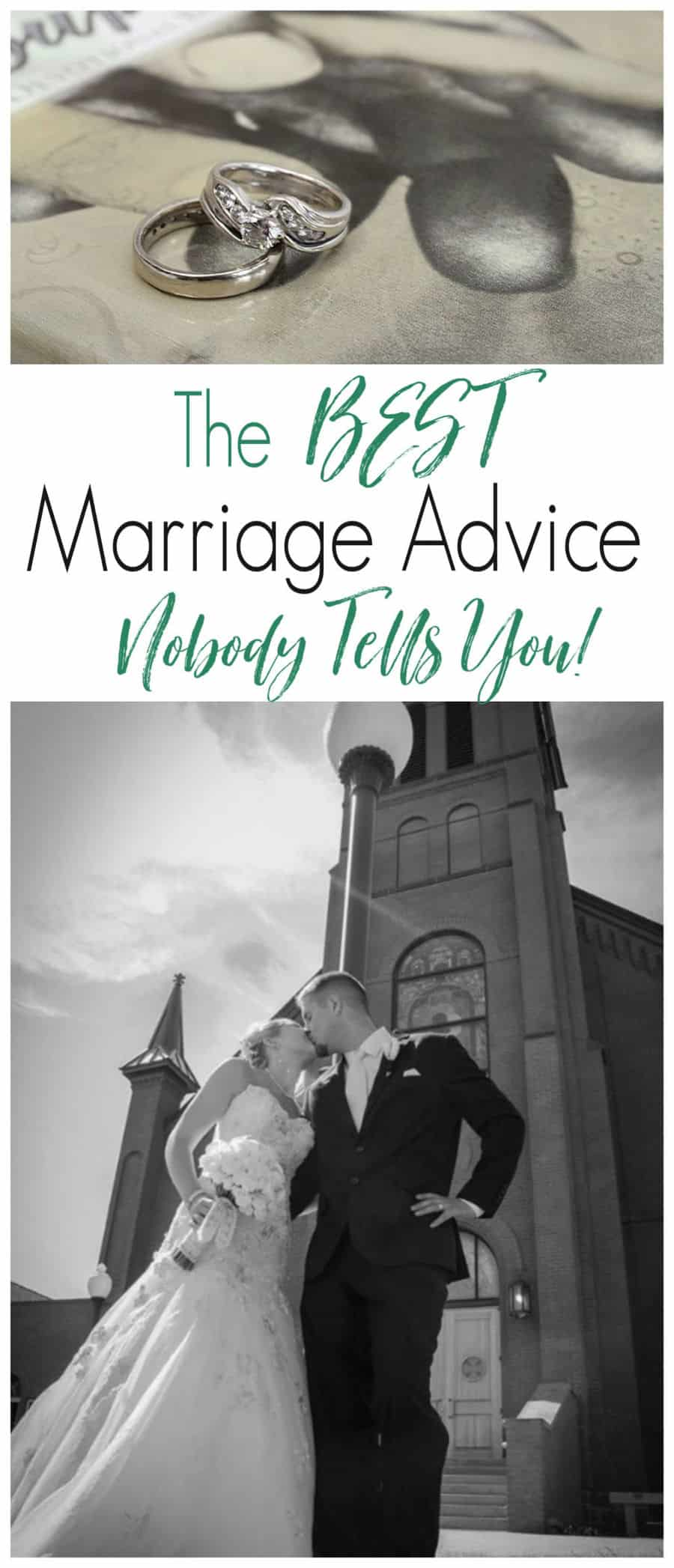 The Best Piece Of Marriage Advice That Nobody Tells You