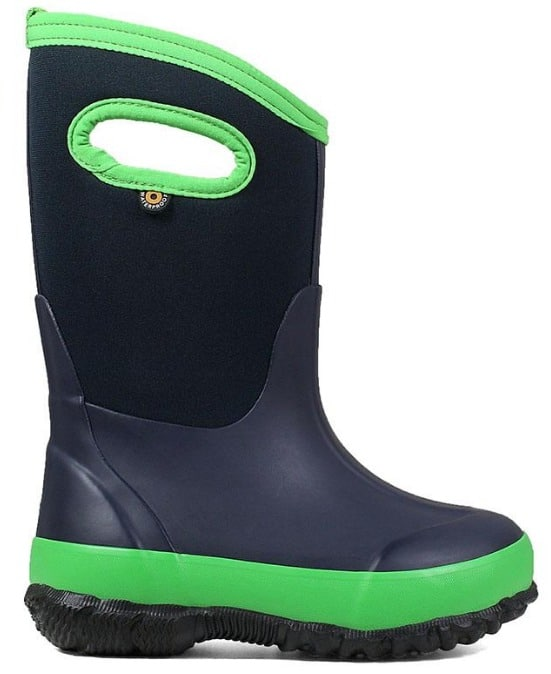 BOGS CLASSIC MATTE KID'S INSULATED BOOTS