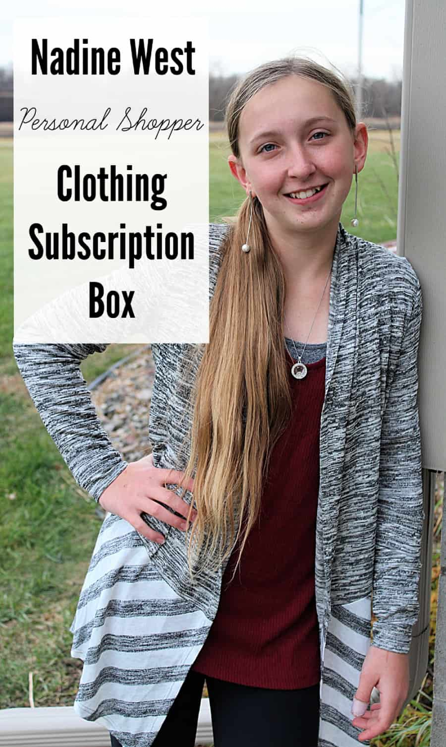 Nadine West Personal Shopper {Monthly Clothing Subscription Box}