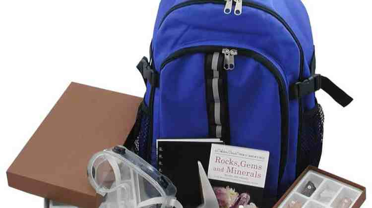 Rock Hound's Backpack Kit