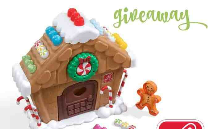 Win the Step2 My First Gingerbread House!