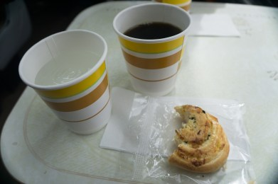 Peru Expedition Train Food
