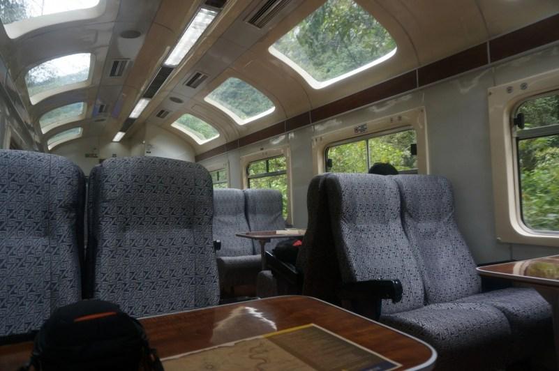 Peru Expedition Train