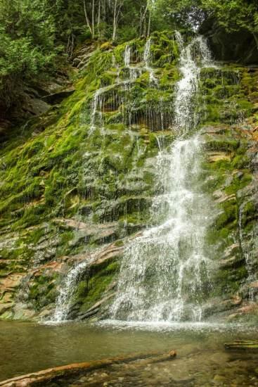 La Chute waterfall
