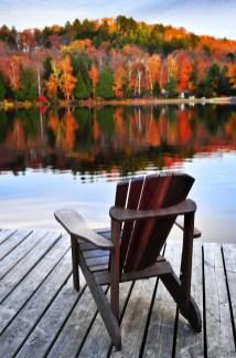 Fall foliage in Ontario