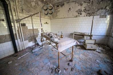 Operating Room Pripyat