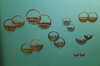 Tairona earrings jewellery