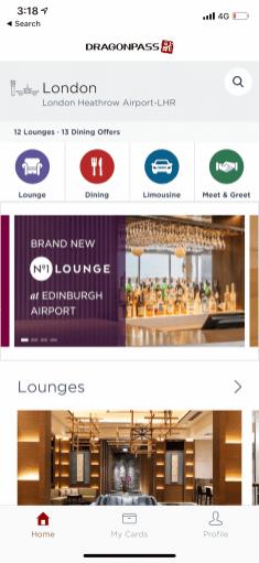 DragonPass App