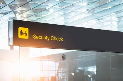 security airport check