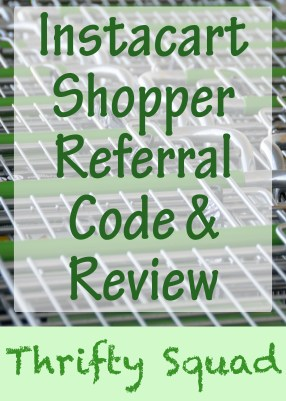 Instacart Shopper Referral Code and Review: What It's Like