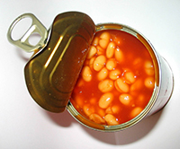 approved food clearance food cheap food tinned beans thrifty sustainability shopping cheaper save money