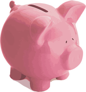 make making a budget working out budget budgeting saving money finaces budgets piggy bank-savings