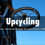Upcycle, reuse & repurpose - Inspirational ideas