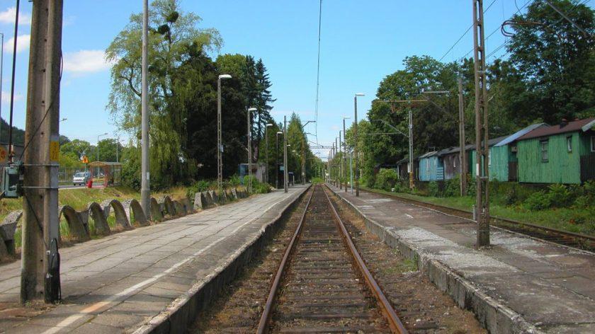 Czantoria Train Tracks