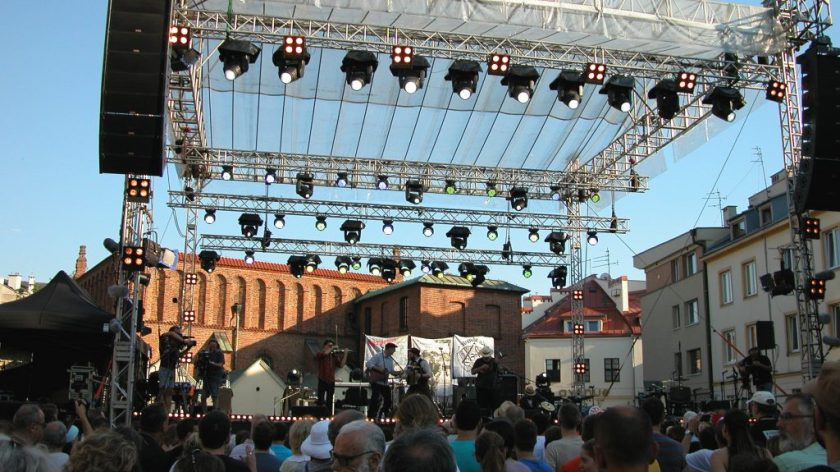 Nazaroff Brothers Live at the Krakow Jewish Festival