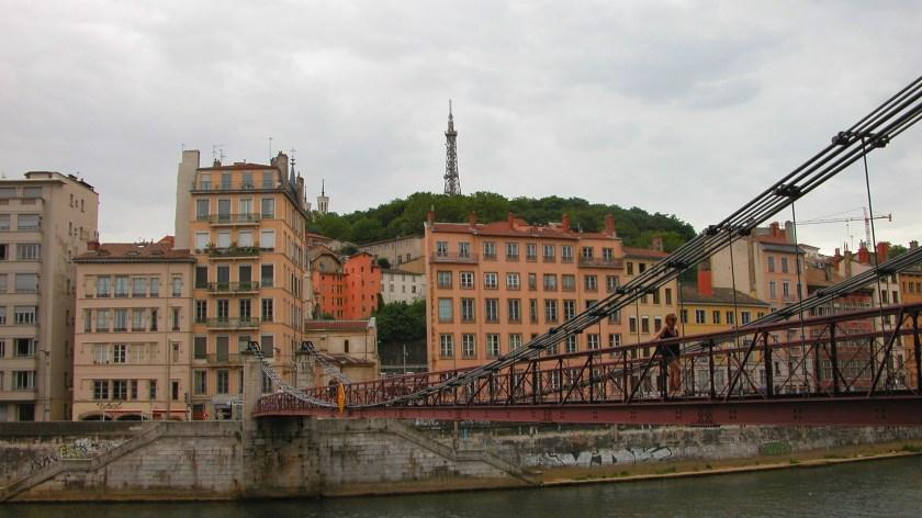 Bridge in Lyon