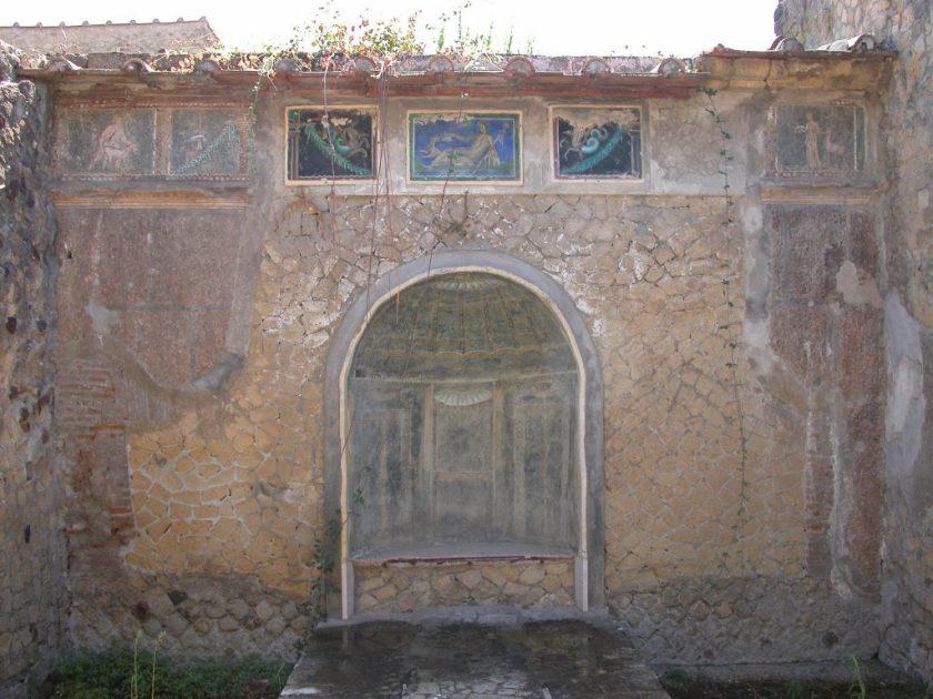 Herculaneum fresco