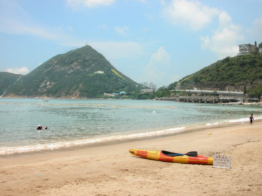 Repulse Bay and South Bay Beach