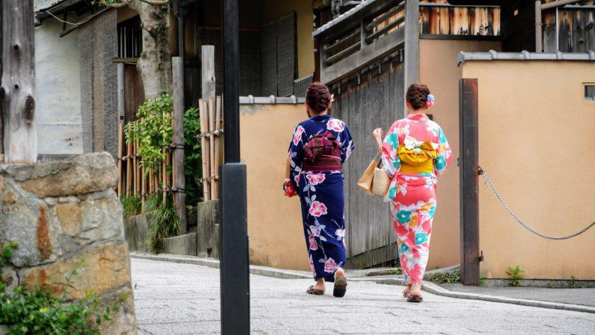 Japanese yukata