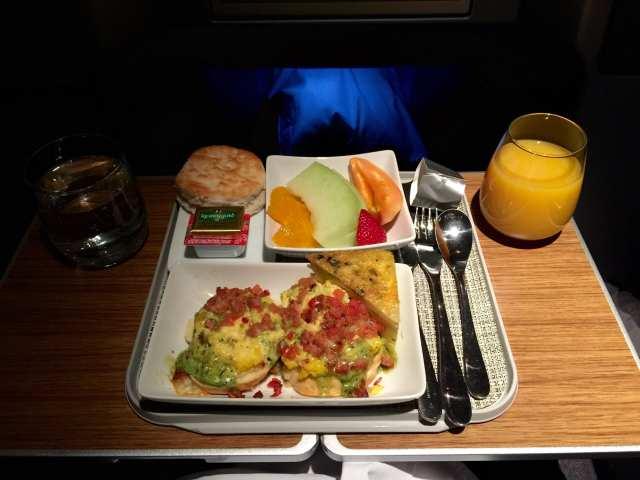 Breakfast Thrifty Traveler