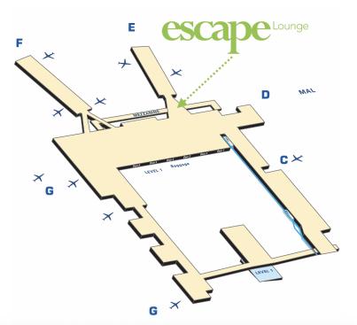 Escape Lounge MSP
