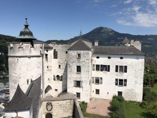 salzburg itinerary
