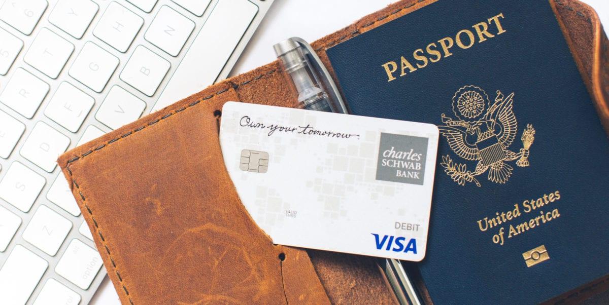 Stop Paying ATM Fees! Get the Charles Schwab Debit Card