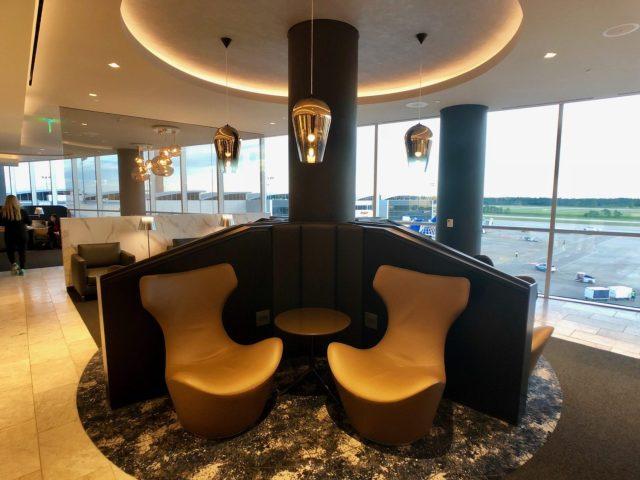 United Polaris Lounge Houston