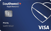 Southwest Priority Card
