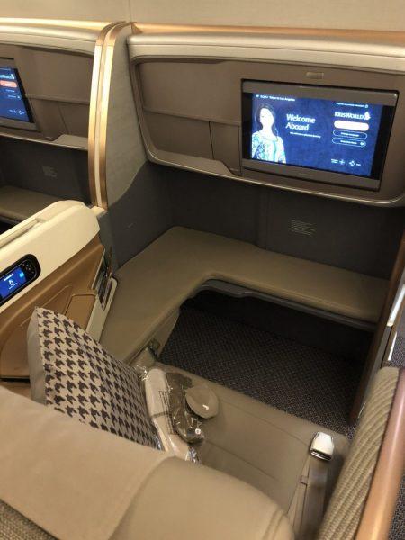 Singapore Airlines vs EVA Air