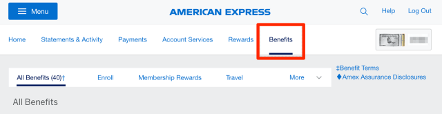 amex platinum dell credit
