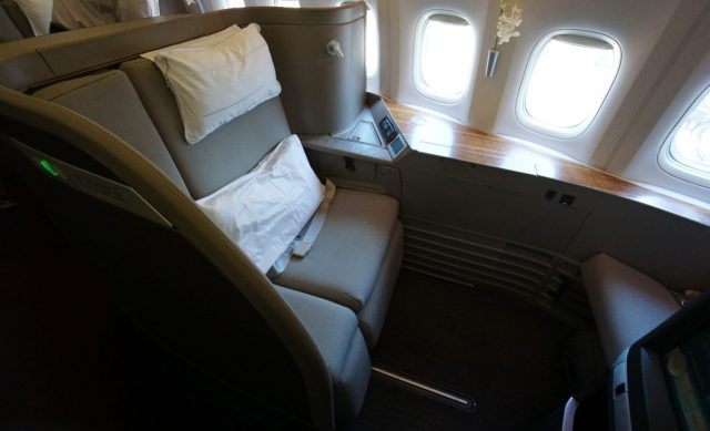 Cathay Pacific AA miles
