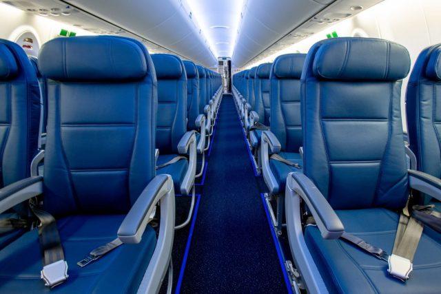 Delta Seat Recline