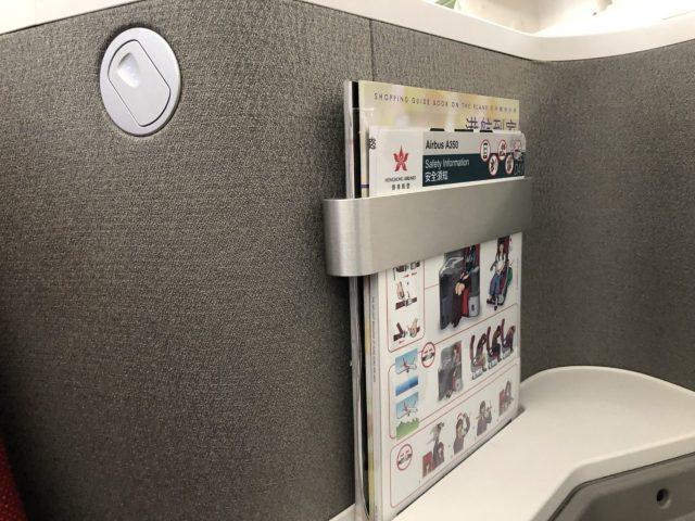 Hong Kong Airlines Business Class Review