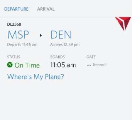 Delta Flight Delays