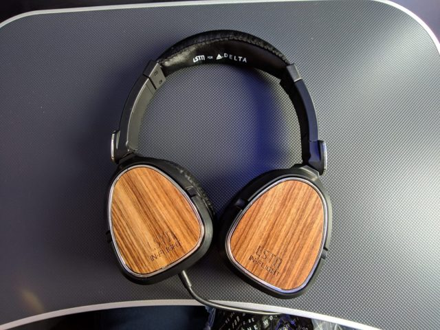 Delta One Suite headphones