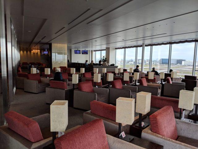 Delta One Suites Lounge