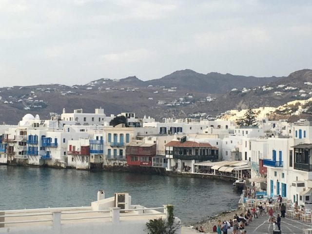 Greece Islands mykonos